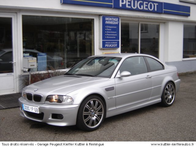 bmw m3 e46 2002 occasion auto bmw m3. Black Bedroom Furniture Sets. Home Design Ideas