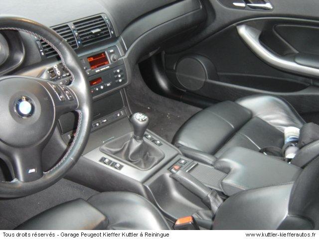 BMW M3 E46 2002 - Voiture d'occasion