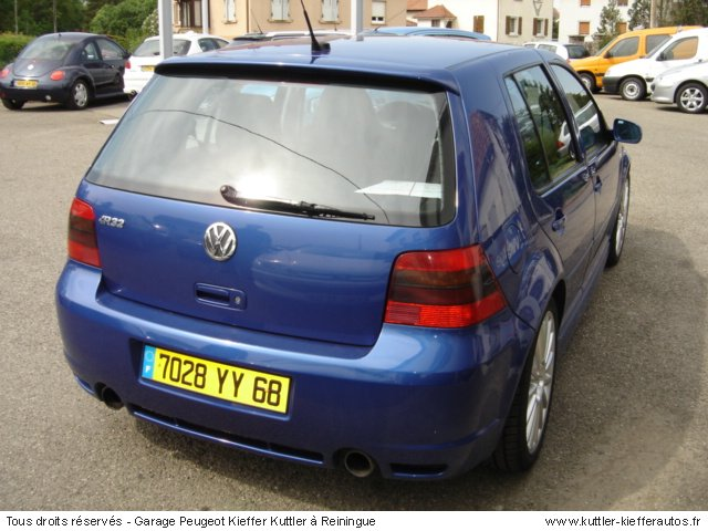 volkswagen golf 4 r32 5pt 2003 occasion auto volkswagen. Black Bedroom Furniture Sets. Home Design Ideas
