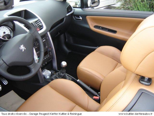 PEUGEOT 207 CC 1.6 THP 16V 150CV GRIFFE 2007 - Voiture d'occasion