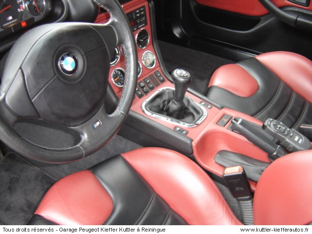 BMW Z3 M 321CV 1998 - Voiture d'occasion