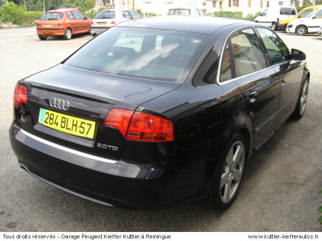 2005 audi a4 2 7 tdi related infomation specifications weili automotive network. Black Bedroom Furniture Sets. Home Design Ideas