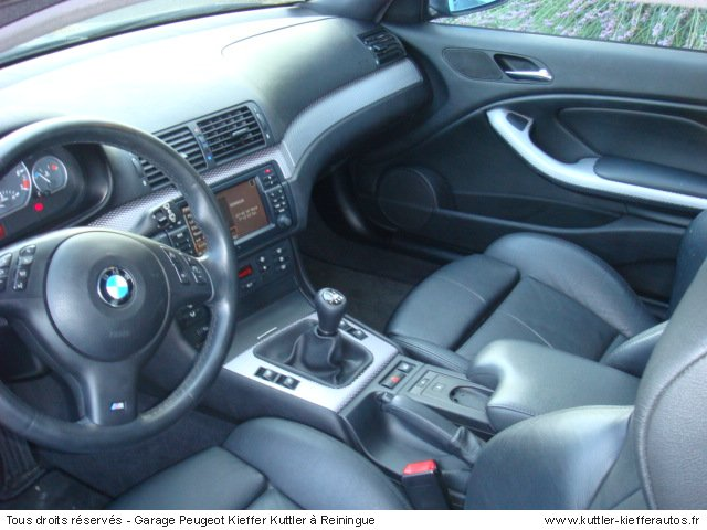 BMW 330 CI PACK M2 2003 - Voiture d'occasion