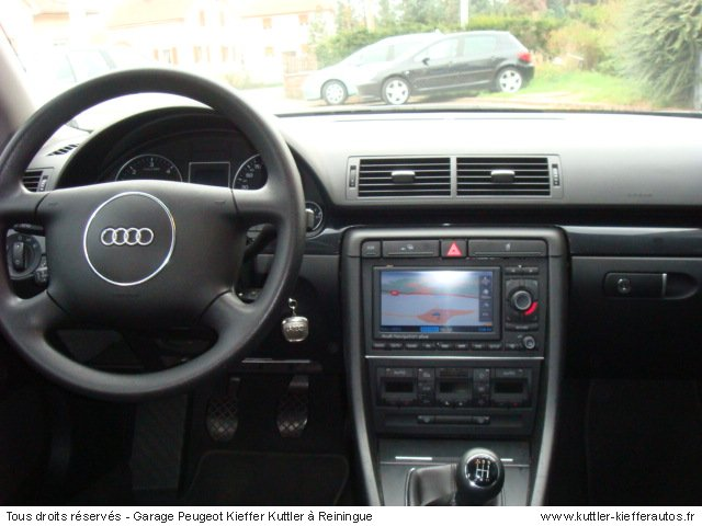 audi a4 tdi 130cv depot vente 2001 occasion auto audi a4. Black Bedroom Furniture Sets. Home Design Ideas