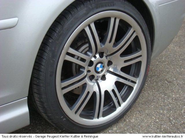 BMW M3 E46 BVM 2001 - Voiture d'occasion