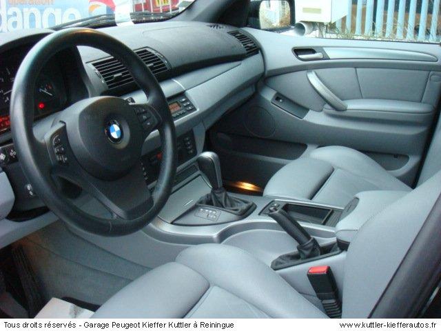 BMW X5 3L D PACK SPORT BVA 2004 - Voiture d'occasion