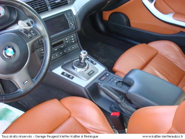 BMW  M3 E46 SMG (DEPOT VENTE) 2003 - Voiture d'occasion