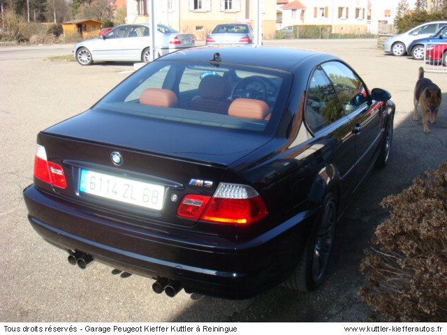 bmw m3 e46 smg depot vente 2003 occasion auto bmw m3. Black Bedroom Furniture Sets. Home Design Ideas