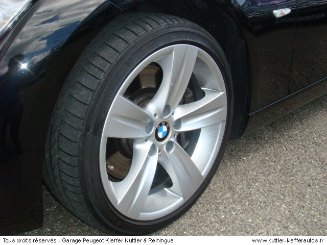 BMW 330 CD 2007 - Voiture d'occasion