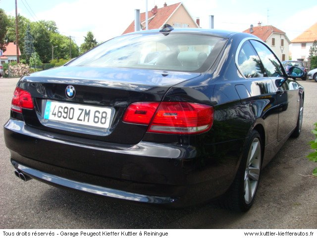 bmw 330 cd 2007 occasion auto bmw 330. Black Bedroom Furniture Sets. Home Design Ideas