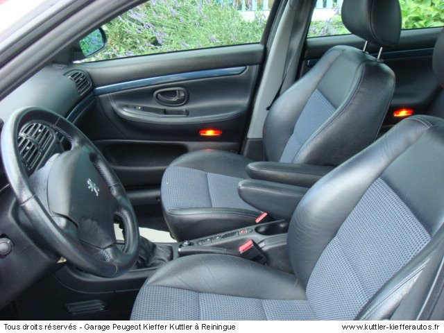 peugeot 406 2 2 l pack sport essence 2002 occasion auto peugeot 406. Black Bedroom Furniture Sets. Home Design Ideas