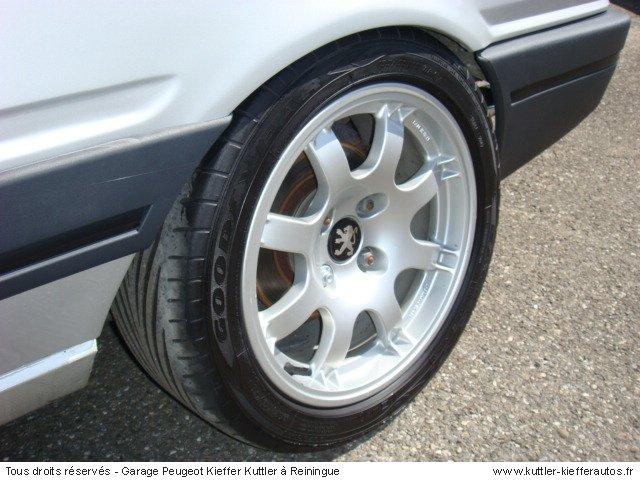 PEUGEOT 309 GTI16 1990 - Voiture d'occasion