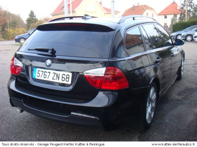 BMW 320 D PACK M TOURING 2006 - Voiture d'occasion