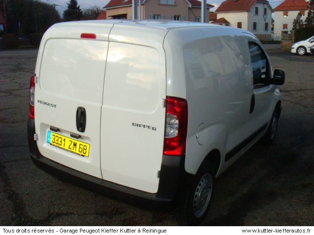 PEUGEOT BIPPER 1,4 HDI 2008 - Voiture d'occasion