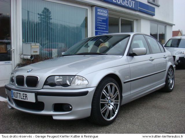 bmw 330 d pack m2 2001 occasion auto bmw 330. Black Bedroom Furniture Sets. Home Design Ideas