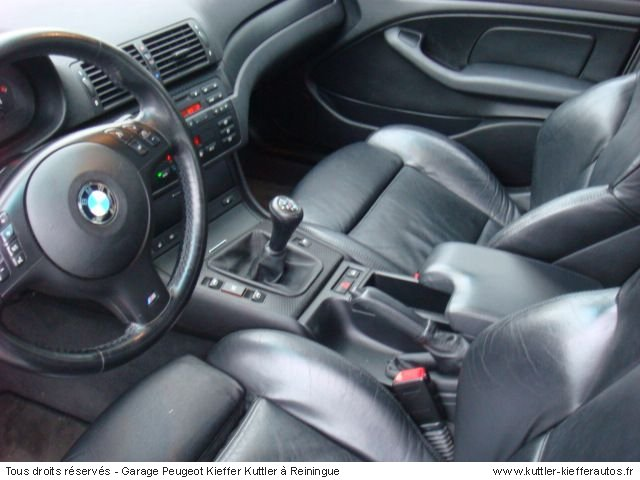 BMW 330 D PACK  M2 2001 - Voiture d'occasion