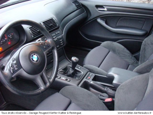 BMW 330 D PACK M1 2000 - Voiture d'occasion