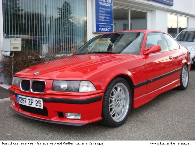 bmw m3 e36 286cv 1993 occasion auto bmw m3. Black Bedroom Furniture Sets. Home Design Ideas