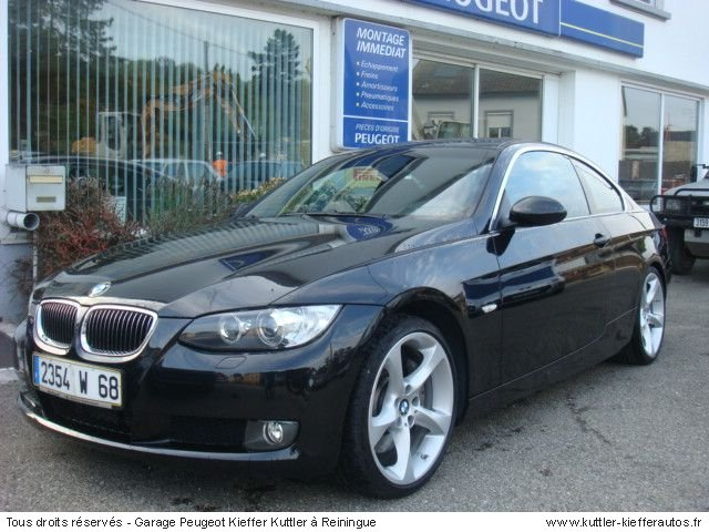 BMW 330 D COUPE 2007 - Voiture d'occasion