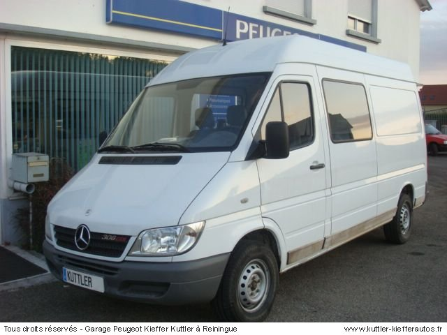 mercedes sprinter 9 places occasion suisse