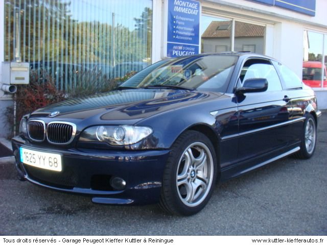 BMW 330 CD PACK M2 2004 - Voiture d'occasion