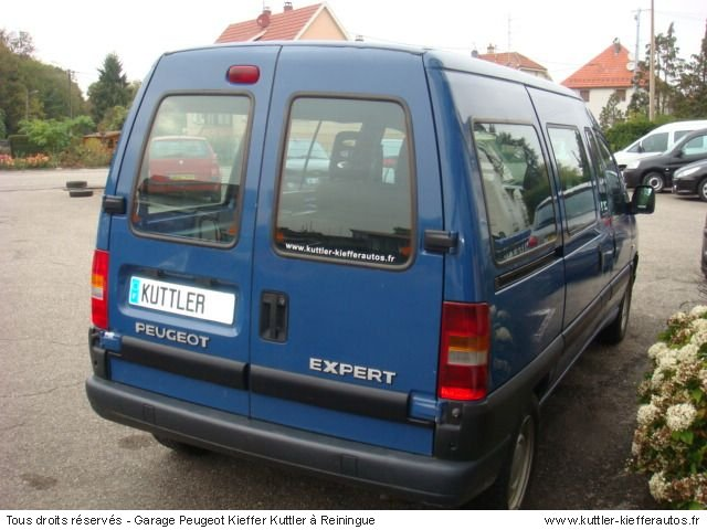 PEUGEOT EXPERT 2L HDI 7 PLACES 2001 - Voiture d'occasion