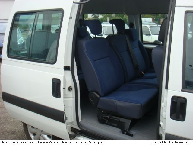 CITROEN JUMPY HDI 9 PLACES 2006 - Voiture d'occasion