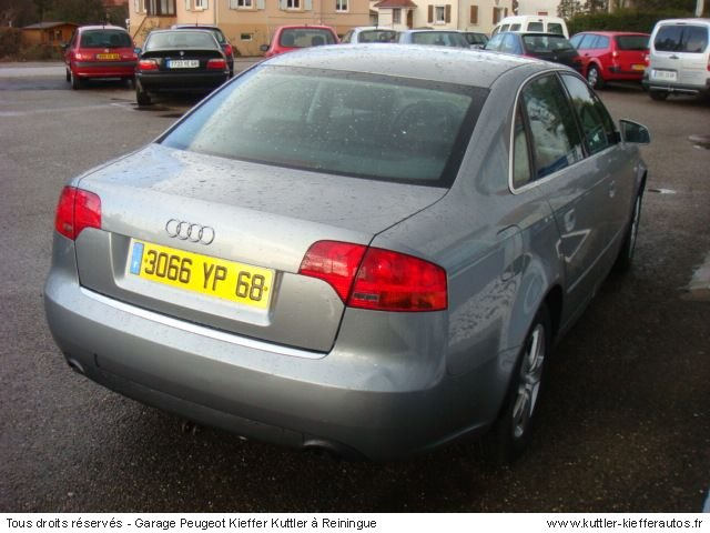 AUDI A4 V6 TDI AMBIENTE MULTITRONIC 2005 - Voiture d'occasion
