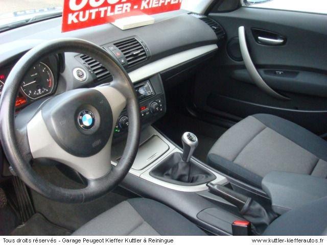 BMW 118 D CONFORT 2005 - Voiture d'occasion