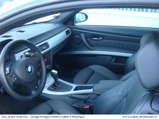 BMW 325 D COUPE SPORT DESIGN 2007 - Voiture d'occasion