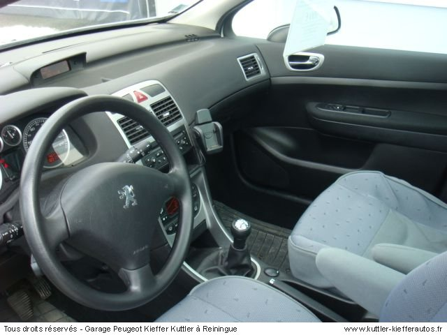 peugeot 307 sw pack 2l hdi 90cv 2005 occasion auto. Black Bedroom Furniture Sets. Home Design Ideas