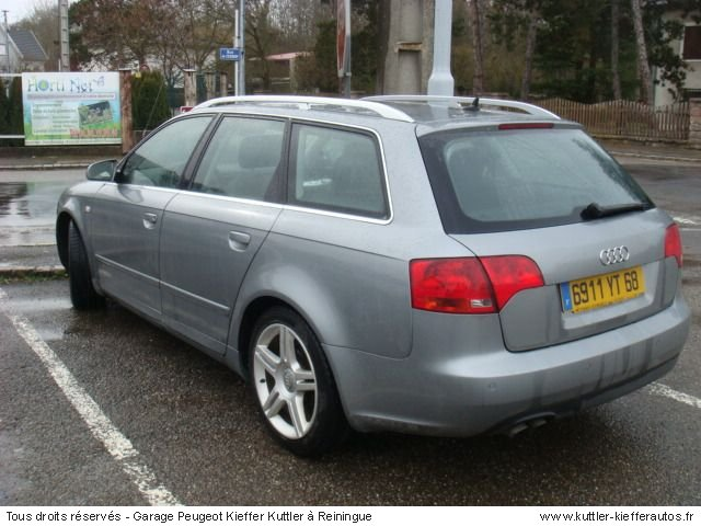 audi a4 avant 2l tdi 140 cv ambition luxe 2005 occasion. Black Bedroom Furniture Sets. Home Design Ideas
