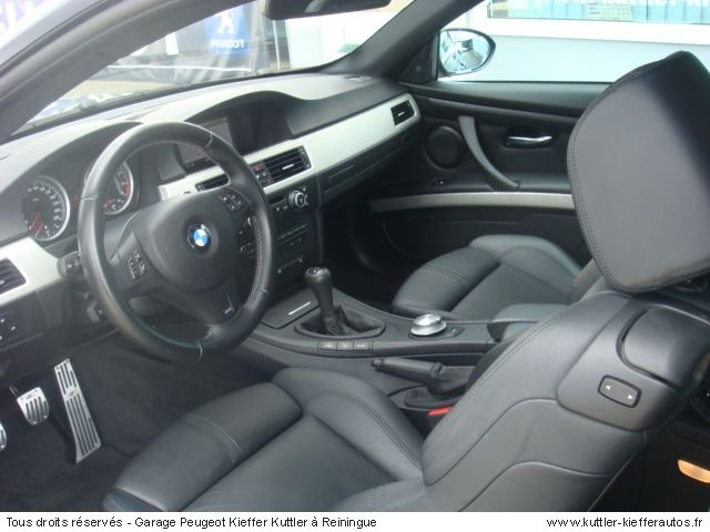 BMW M3  2007 - Voiture d'occasion