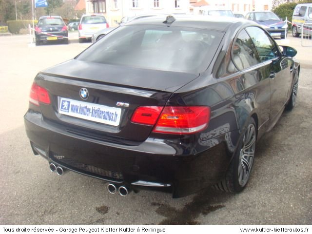 bmw m3 2007 occasion auto bmw m3. Black Bedroom Furniture Sets. Home Design Ideas