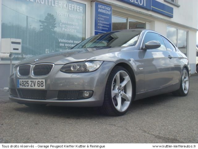 BMW 335I COUPE SPORT 306CV 2006 - Voiture d'occasion
