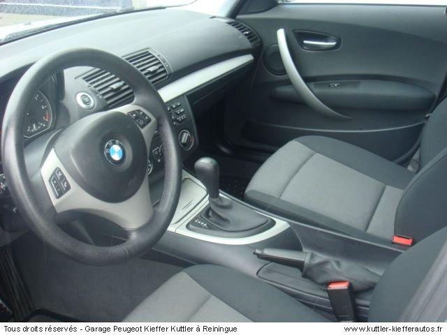 BMW 118 I BVA 2005 - Voiture d'occasion