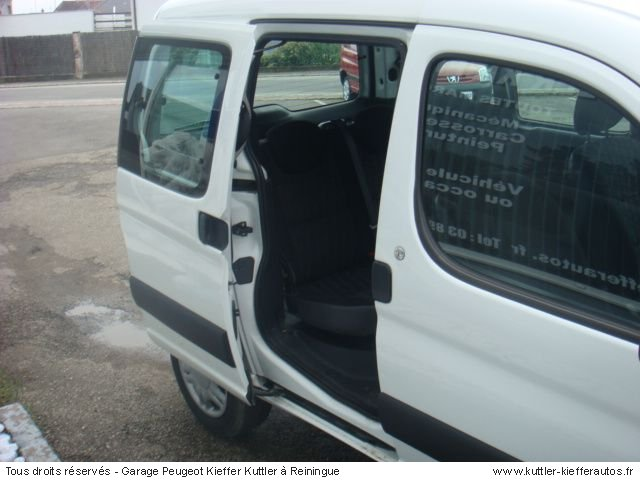 citroen berlingo hdi 90 cv multispace 2006 occasion auto citroen berlingo. Black Bedroom Furniture Sets. Home Design Ideas