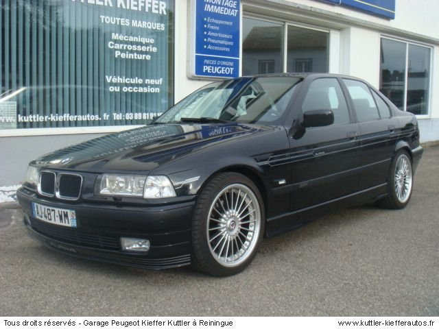 BMW 328 I BVA 1995 - Voiture d'occasion