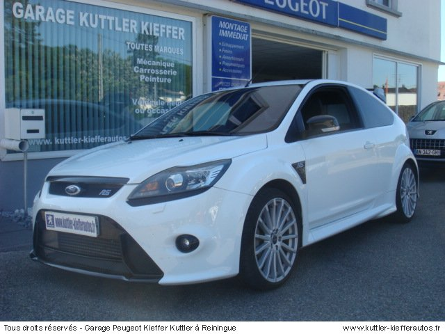 FORD FOCUS RS 2009 - Voiture d'occasion