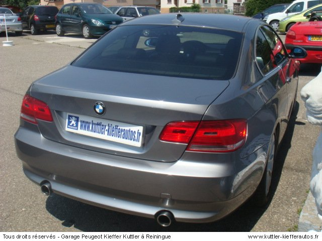 BMW 335I COUPE SPORT 2006 - Voiture d'occasion