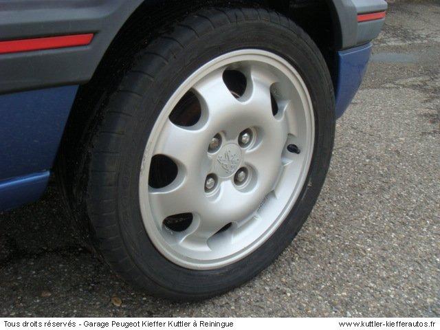 PEUGEOT 205 GTI 1.9L 122CV 1993 - Voiture d'occasion