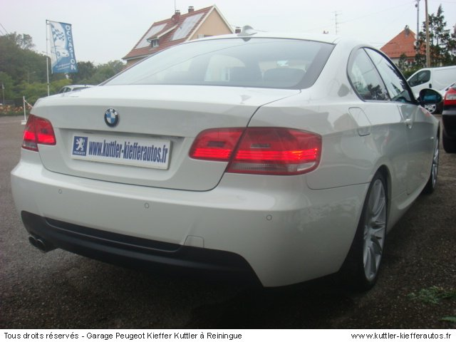 BMW 325 D COUPE SPORT DESIGN BV6 2008 - Voiture d'occasion