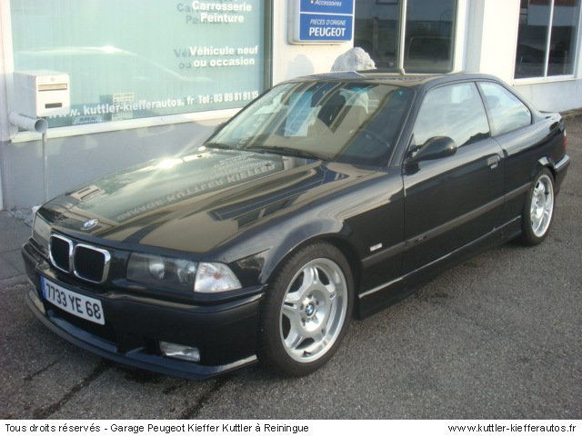 BMW 328 I COUPE PACK M 1998 - Voiture d'occasion