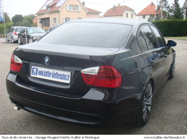 bmw 320 d pack sport 2005 occasion auto bmw 320 d. Black Bedroom Furniture Sets. Home Design Ideas