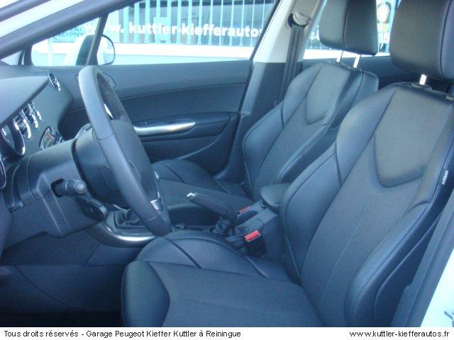 PEUGEOT 308  GTI 200CV 1.6L THP 2010 - Voiture d'occasion