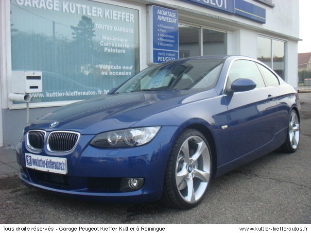 BMW 330 D COUPE PACK LUXE BV6 2007 - Voiture d'occasion