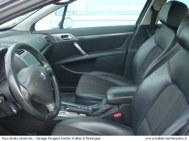 PEUGEOT 407 3L V6 SPORT PACK BVA 2005 - Voiture d'occasion