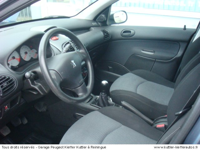 2005 Peugeot 206 SW 90 related infomation,specifications - WeiLi ...