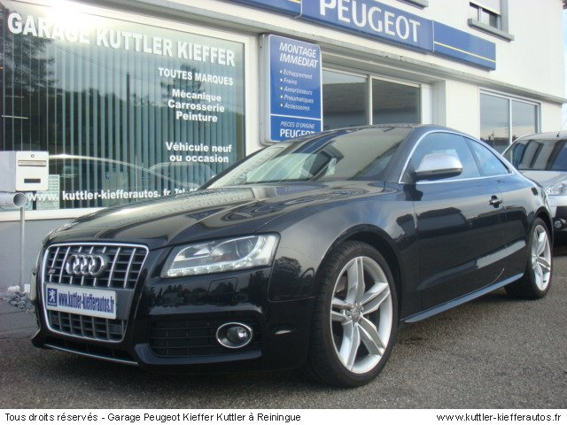 audi a5 en occasion. Black Bedroom Furniture Sets. Home Design Ideas