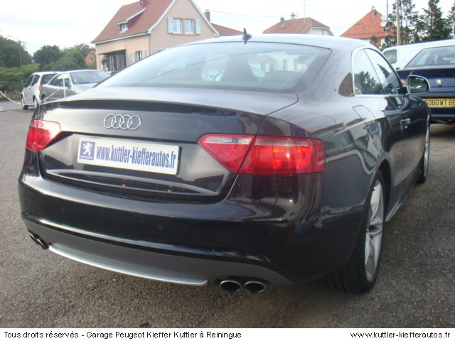 audi a5 s5 2007 occasion auto audi a5. Black Bedroom Furniture Sets. Home Design Ideas